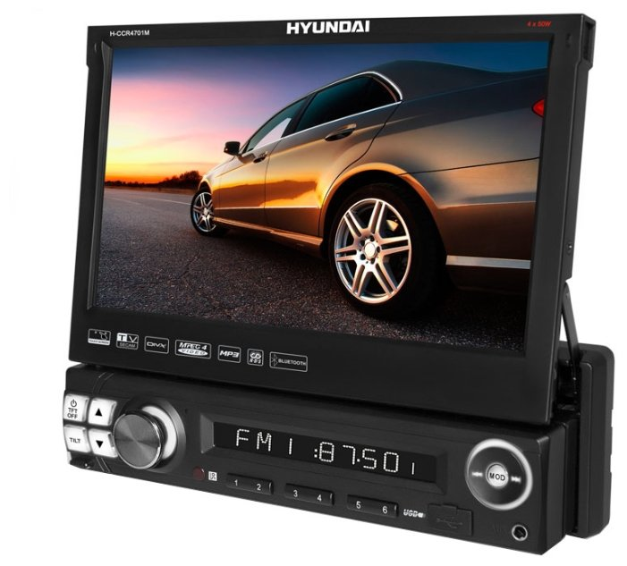 Hyundai H-CCR4701M