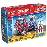 Магнитный конструктор Magformers XL Cruiser Emergency Set