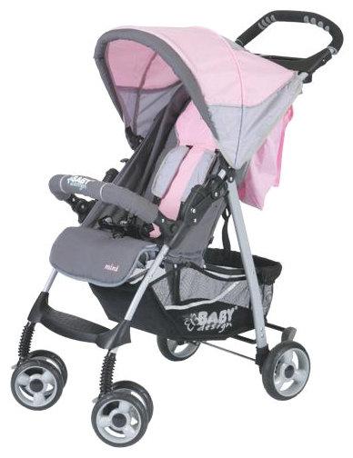 Прогулочная коляска Baby Design Mini (2008)