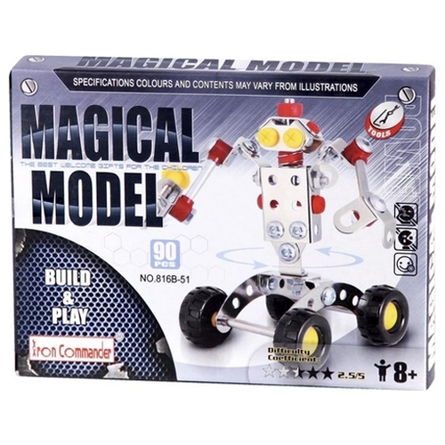 Iron Commander Magical Model 816B-51 Робот