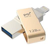 Флешка 128Gb PQI iConnect mini (6I04-128GR2001) Gold