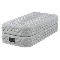 Надувная кровать Intex Supreme Air-Flow Bed (Twin), 99х191х51см со встроенным насосом 220V, арт. 64462, Интекс