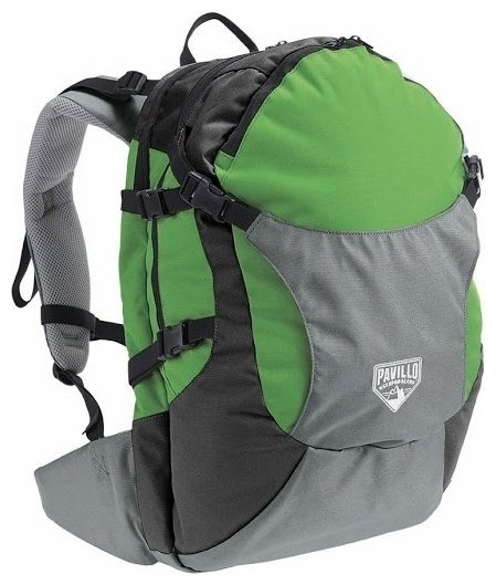 Рюкзак Bestway Big Canyon 30 green/grey