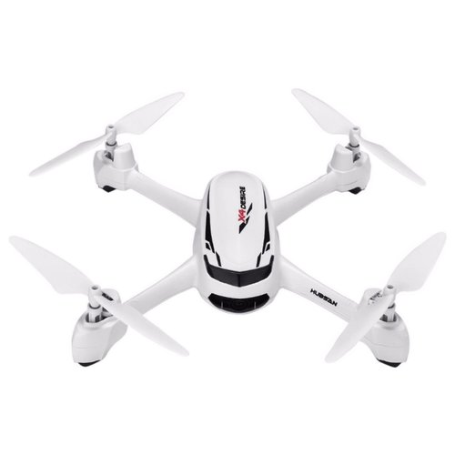 Квадрокоптер Hubsan X4 Desire FPV H502S белый
