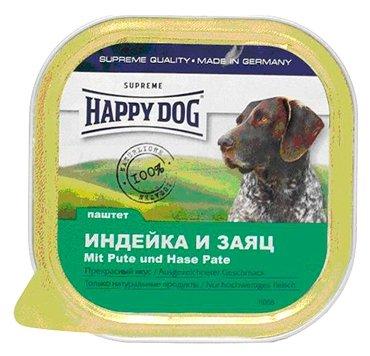 Корм для собак Happy Dog NaturLine индейка 300г