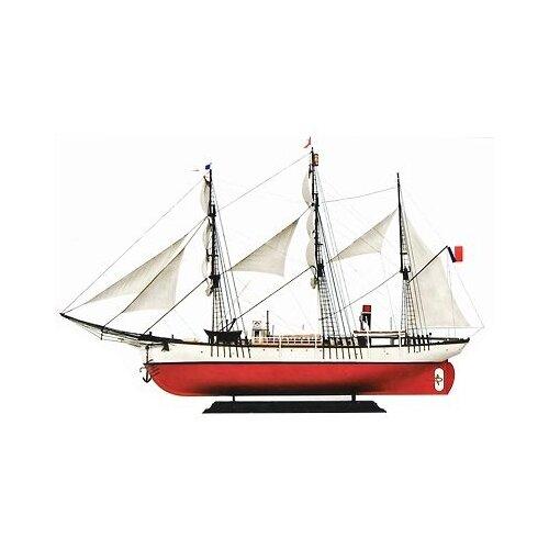 Сборная модель ZVEZDA Парусно-винтовой барк Пуркуа-Па? (9012) 1:100 сборная модель zvezda браво 2065 1 100
