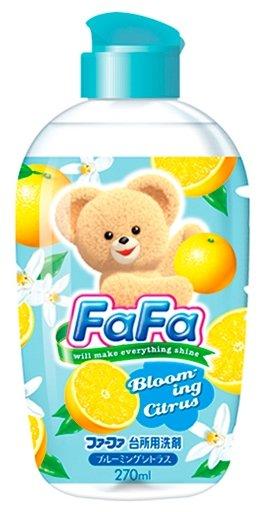 NS FaFa Japan Средство для мытья посуды Blooming citrus