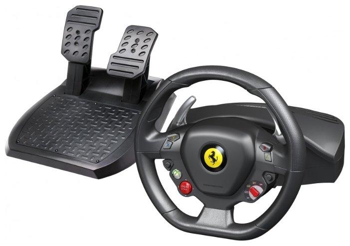 Thrustmaster Руль Thrustmaster Ferrari 458 Italia Xbox 360