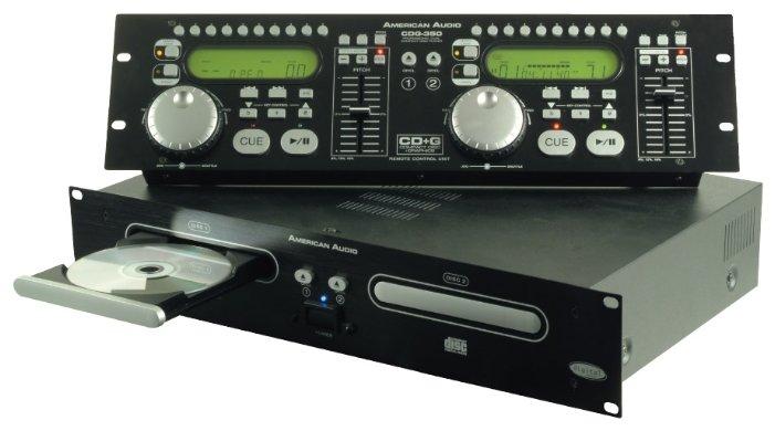 American Audio CDG-350
