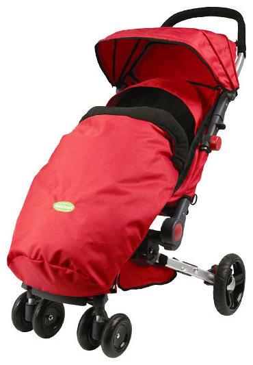 Прогулочная коляска Quick Smart Easy Fold Stroller Footmuff