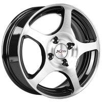Диск колесный X-trike X-103 5.5x14/4x108 D65.1 ET20 BK/FP