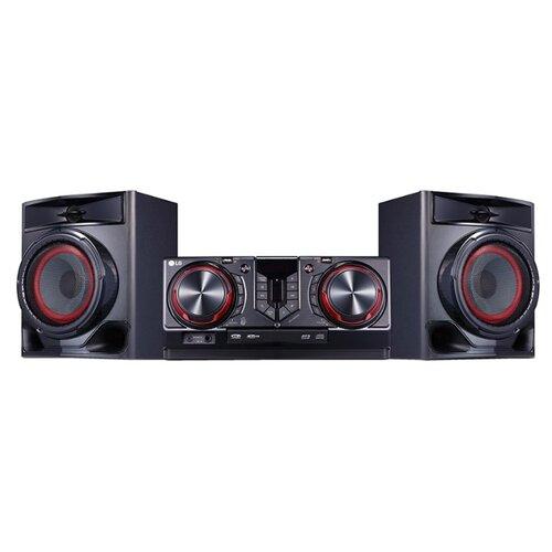 Купить со скидкой Музыкальный центр LG CJ44
