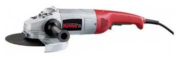 УШМ Kress 2400 WSE, 2400 Вт, 230 мм