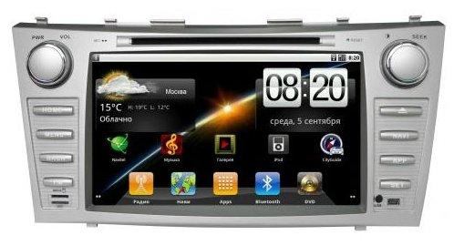 "Автомагнитола CarSys Android Toyota CAMRY (V40) 8"""