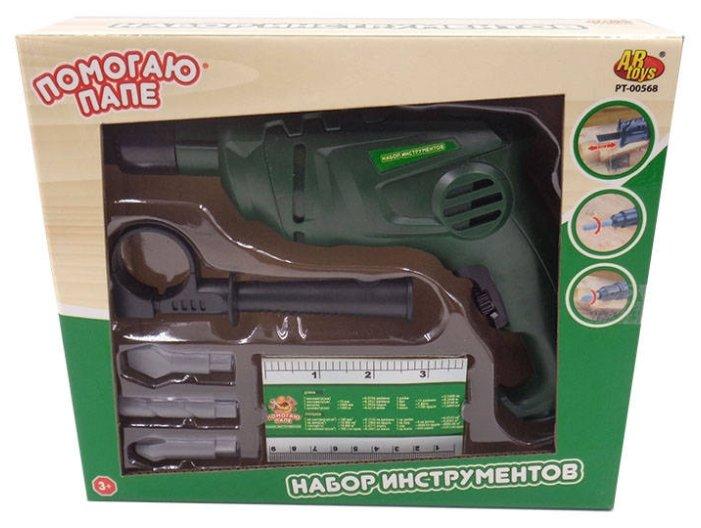 ABtoys Помогаю Папе, 5 предметов PT-00568