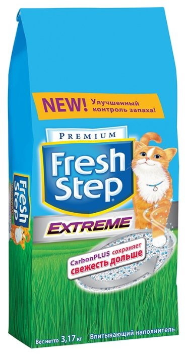 Fresh Step Extreme Clay (3.17 кг)