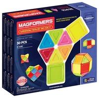 Магнитный конструктор Magformers Window Solid 714006-30