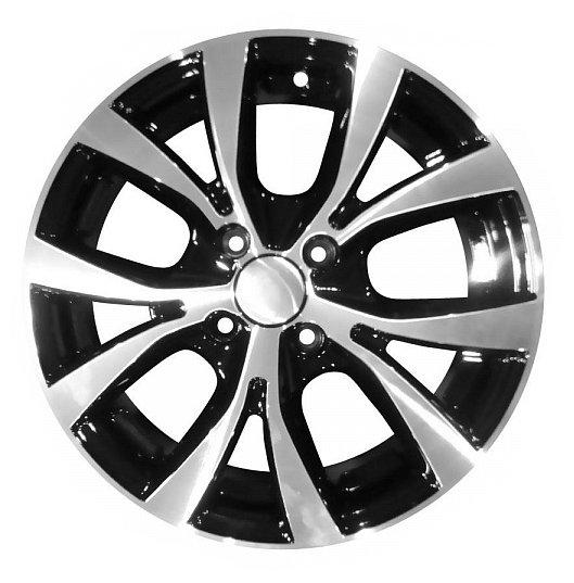 Диски R15 4x100 6,0J ET48 D54,1 Скад Hyundai Solaris KL 262 Сильвер