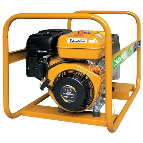 Фото - Бензиновый генератор Caiman MIXTE 5100 (6000 Вт) привод бензиновый caiman csvh e для виброрейки поставляется без рейки арт csvh e