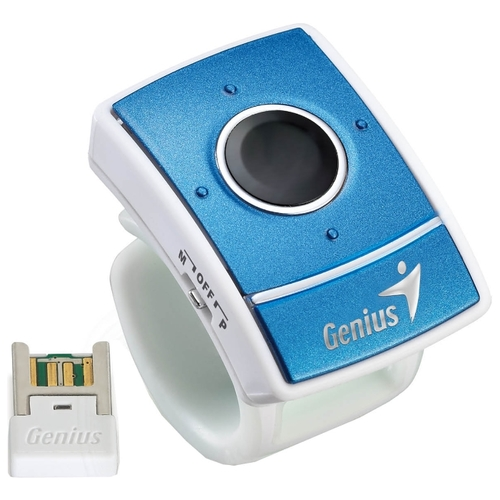 Презентер Genius Ring Presenter Blue USB