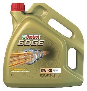 Моторное масло Castrol Edge 0W30 A5/B5 4 л (156E3F)