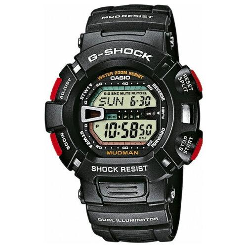 Наручные часы CASIO G-9000-1V casio g 9000 1v черный