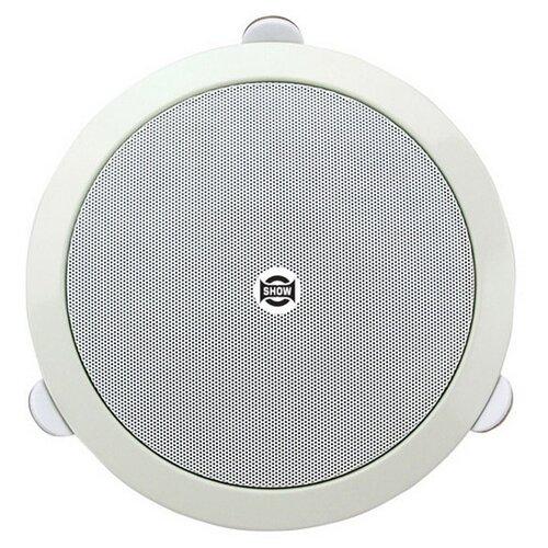Встраиваемая акустическая система Show CSL6106 белый
