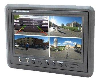 Автомобильный монитор AVIS AVS4715BM