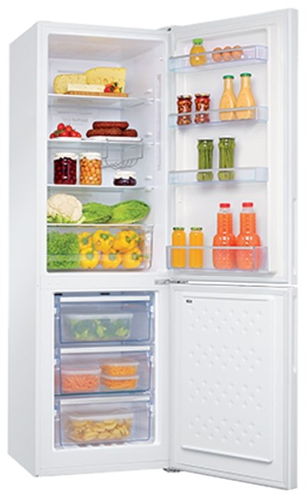 Холодильник Hansa FK321.4DF белый