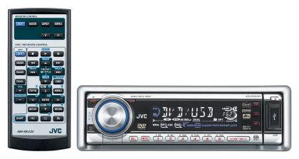 Автомагнитола JVC KD-DV6201