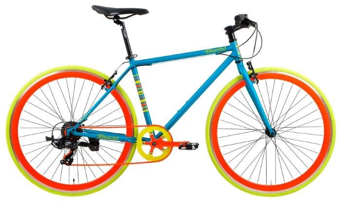 Городской велосипед FORWARD Indie Jam 2.0 (2017)