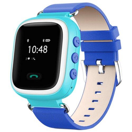 Часы Smart Baby Watch Q60 синий