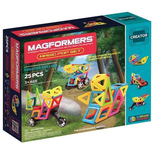 Магнитный конструктор Magformers Creator 63130 Популярное волшебствоКонструкторы<br>