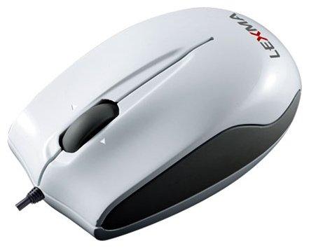 Мышь LEXMA M560 Silver USB