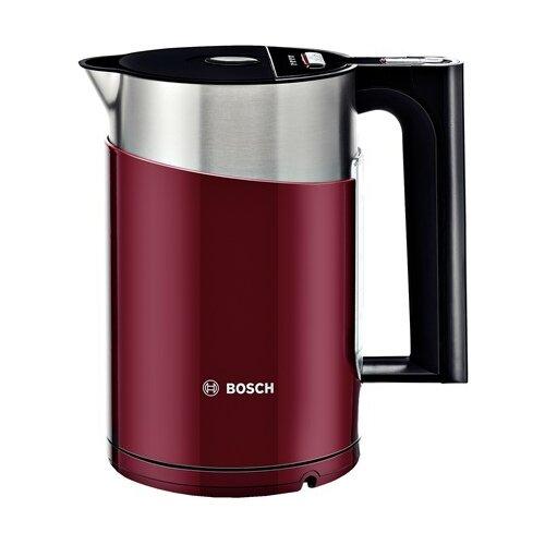 Чайник Bosch TWK861P4RU, клюквенно-красныйЭлектрочайники и термопоты<br>