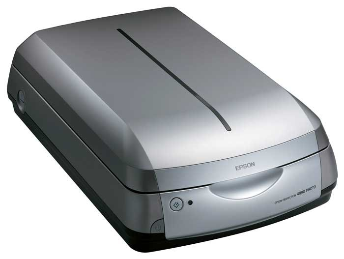 Epson Perfection 4990 Photo