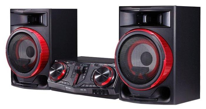 Купить Музыкальный центр LG CJ87 по выгодной цене на Яндекс.Маркете 1e737b00724