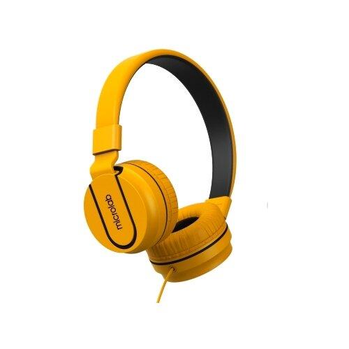 Наушники Microlab K763D, yellow