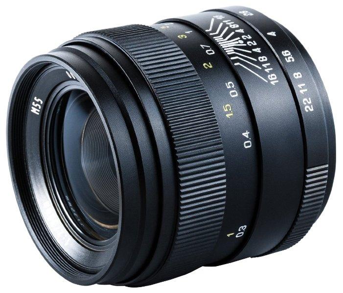 Oshiro 35mm f/2 LD UNC AL Nikon F