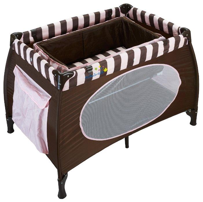 Манеж-кровать WonderKids Honeybee