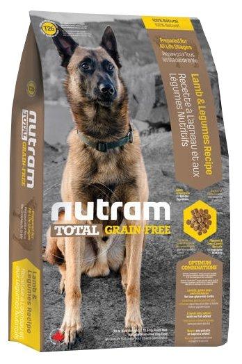 Корм для собак Nutram T26 Ягненок и бобовые для собак