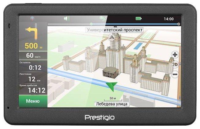 Prestigio Навигатор Prestigio GeoVision 5059 Navitel