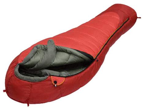 Спальный мешок Alexika Iceland Красный