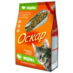 Оскар Сухой корм для кошек Индейка (0.4 кг) 1 шт.
