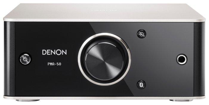 Denon PMA-50 Black/Silver