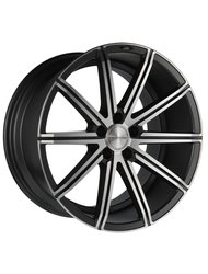 Диски Racing Wheels H-577 8,5x19 5x108 D67.1 ET35 цвет DMGM F/P - фото 1
