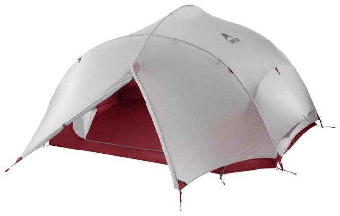 Палатка MSR Papa Hubba nx Green