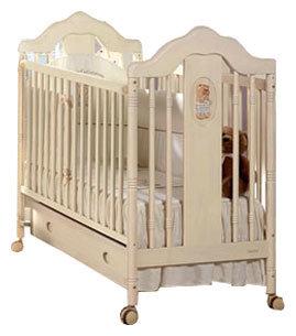Кроватка Micuna Noemi Luxe