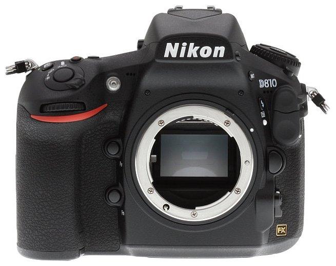 Nikon D810 Body Black
