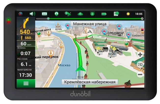 Dunobil Навигатор Dunobil Plasma 5.0